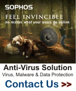 Anti virus solution